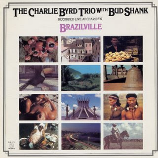 Charlie Byrd - (1981) Brazilville (Recorded Live At Charlie's) (With Bud Shank)