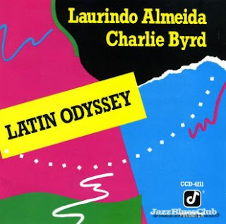 Charlie Byrd - (1983) Latin Oddysey (& Laurindo Almeida)