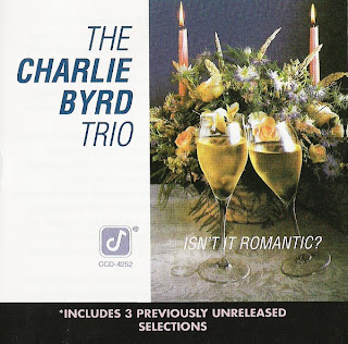 Charlie Byrd - (1984) Isn't It Romantic