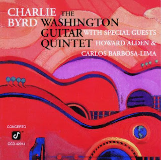 Charlie Byrd - (1992) The Washington Guitar Quintet