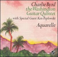 Charlie Byrd - (1994) Aquarelle (& The Washington Guitar Quartet)
