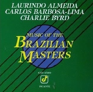 Charlie Byrd - (1989) Music Of The Brazilian Masters (With Laurindo Almeida, Carlos Barbosa-Lima)