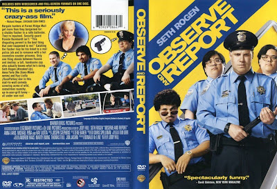 Observe And Report (2009) DVD Cover