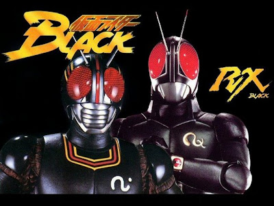 Kamen Rider Black RX (J-TV