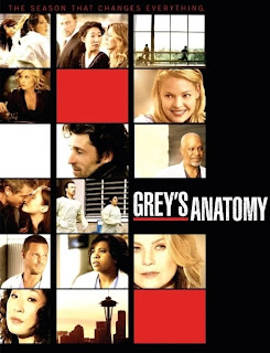 Grey's Anatomy Season 6 (2009) poster