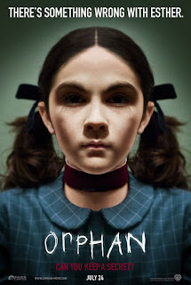 Orphan (2009) poster