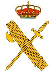 Polillas ceuta significado del escudo de la guardia civil for Logo del ministerio del interior peru