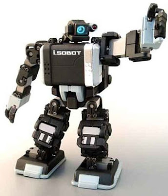 Robodance image of Tomy i-SOBOT