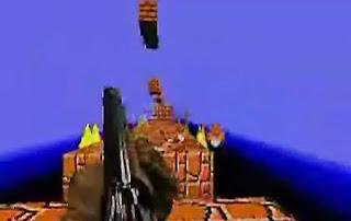 Super Mario meets Doom