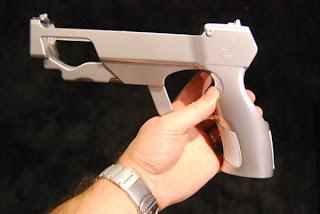Infrared Magnum Laser Beam gun
