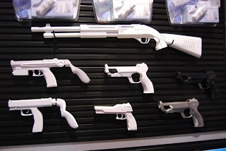 Wii Gun collections