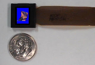 Kopin smallest SVGA display