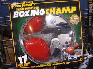 Boxing champ at CES 2008