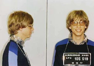 Young bill gates pics