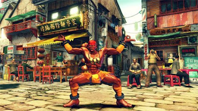 Street fighter iv impressions