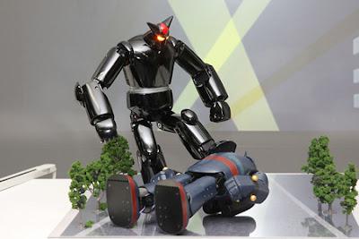 Vstone Black Ox Robot