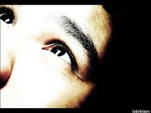 Feliz daquele cujos olhos são a janela da alma.