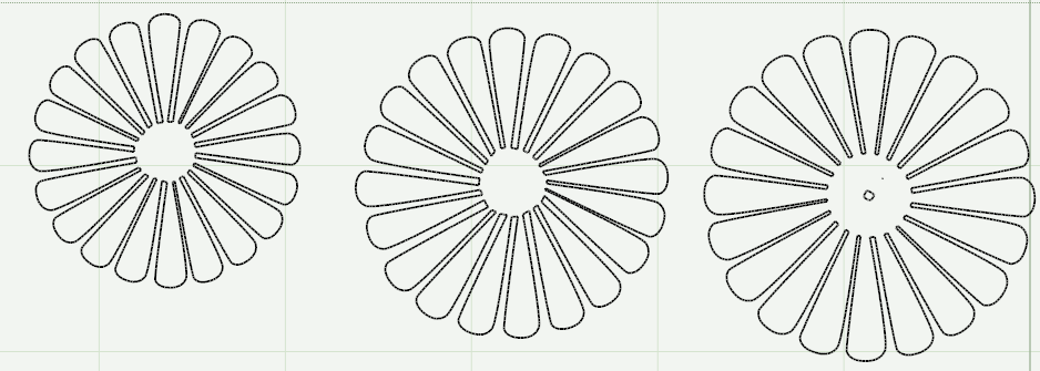 Back > Gallery For > Daisy Cut Out Patterns