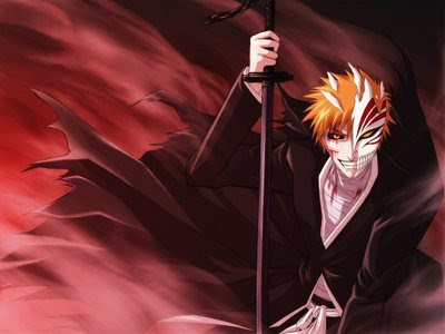 hollow ichigo wallpaper. hollow ichigo wallpaper.