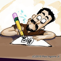 Raul Aguirre Jr. Animation