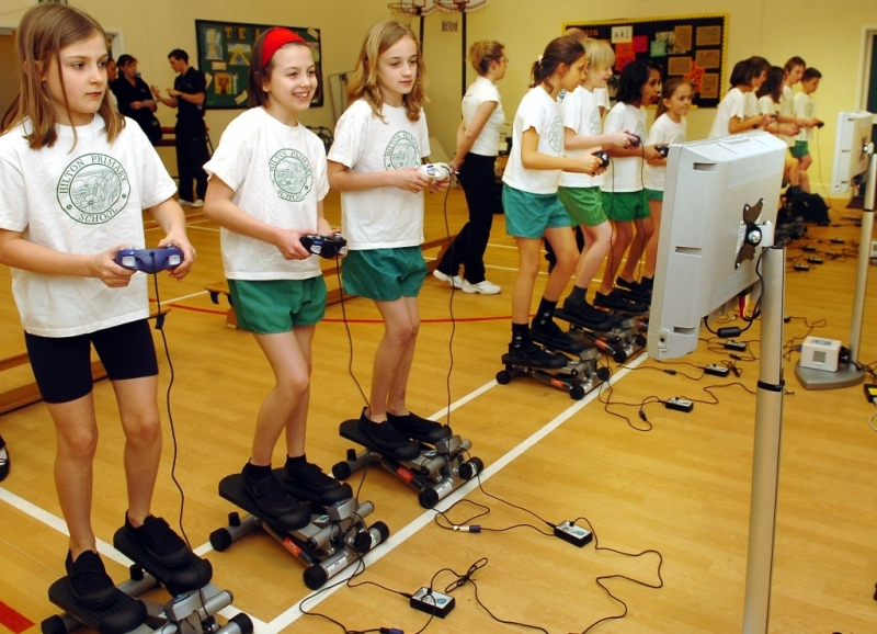 exergaming as physical activity Exergaming and physical education exergaming and physical education: a qualitative examination from the childhood physical activity exergaming extends.