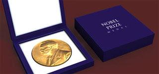 Nobel Prize Medal Papercraft