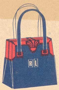 Shopgirl Bag Papercraft