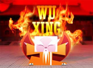 Wu Xing Paper Toy