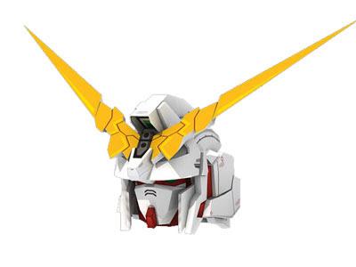 RX0 Unicorn Gundam Papercraft