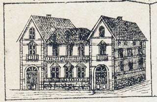 Country House Papercraft