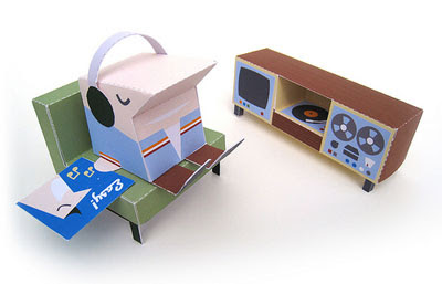 Easy Listening Papercraft