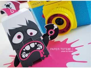 Thinkd Paper Totem