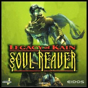 Legacy of Kain Soul Reaver Raziel Papercraft