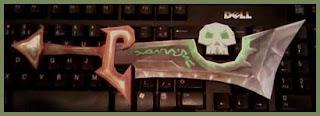 World of Warcraft - Ashbringer Sword Papercraft