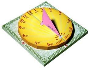 Sundial Papercraft