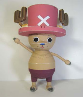 One Piece Tony Tony Chopper Papercraft
