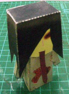 Sundel Bolong Paper Toy