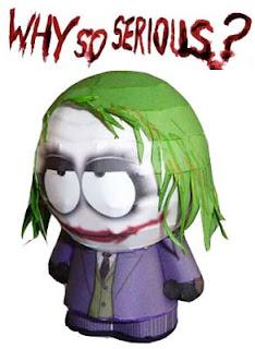 Joker Papercraft