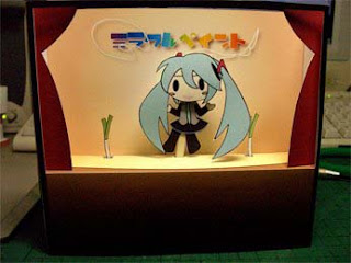 Hatsune Miku Diorama
