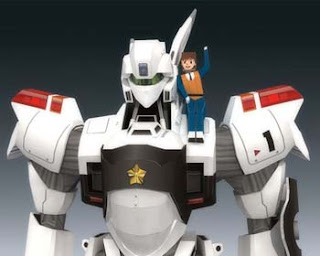 Patlabor Papercraft 1