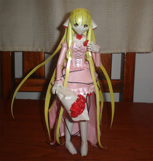 Chi Chobits Papercraft