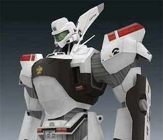 Patlabor AV98 Ingram 2 Papercraft