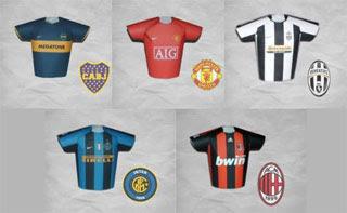 Futbol Jersey Papercrafts