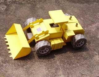 Scrapper Papercraft