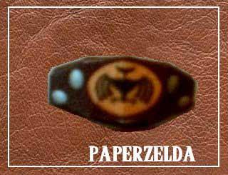 Knight Crest Papercraft