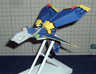 Endymion Papercraft