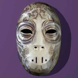 Death Eater Mask Papercraft