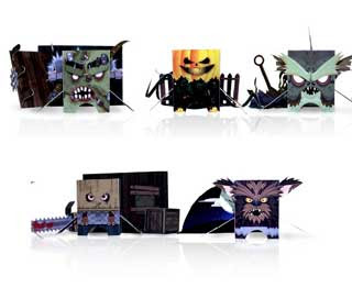 Monster Papercrafts