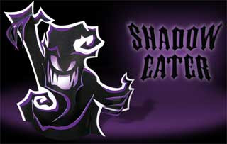 Shadow Eater Papercraft
