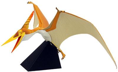 Pteranodon Papercraft